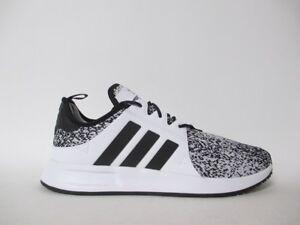 best loved e1a75 ecfce Image is loading Adidas-X-PLR-White-Black-Grey-Sz-9-