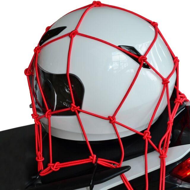 Oxford Gep/äcknetz Bright Net Reflektierend Motorradgep/äck
