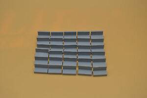 LEGO Bau- & Konstruktionsspielzeug LEGO 30 x Paneele 1x2x1 neuhell grau newlight grey wall element 4865 4211515 Baukästen & Konstruktion