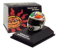 Minichamps Valentino Rossi Helmet - Motogp Mugello 2006 1/8 Scale