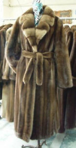 Coat Mink Quality All New Fur Demi Sz Women Top Buff rnzIxzwqYP