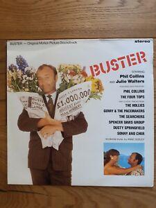 Various-Buster-Original-Motion-Picture-Soundtrack-Virgin-V2544-Vinyl-LP