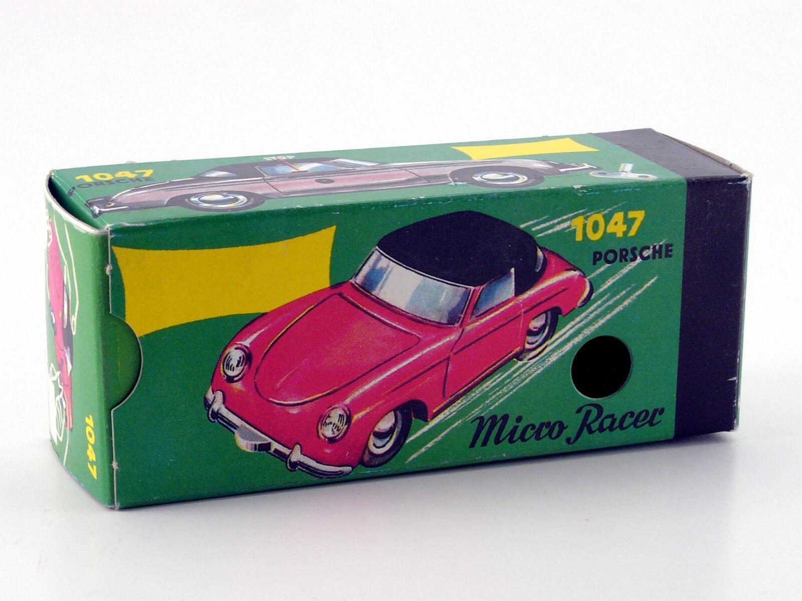 Lilliput Micro-Racer Micro-Racer Micro-Racer Porsche 356 gold-black b95013
