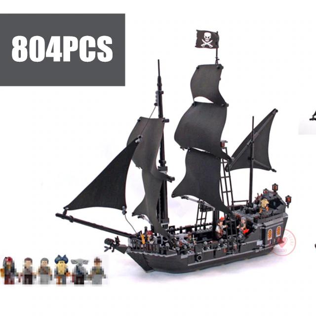 THE schwarz PEARL - 4184 - Building Blocks Bricks Educational Spielzeugs Compatible Lego