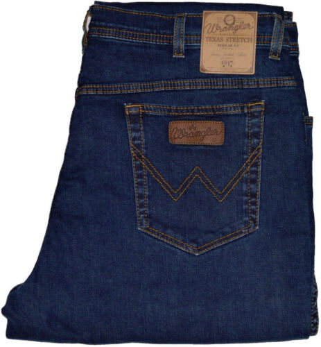 WRANGLER TEXAS Jeans Stretch Herren Herrenjeans Jeanshose 36 38 40 42 44 46 48