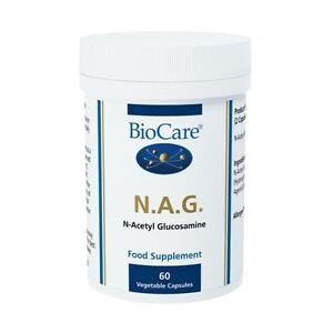 BioCare-N-A-G-N-Acetyl-Glucosamine-Vegicaps-60