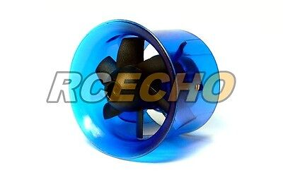 AEO Aircraft 10200KV Brushless Motor 30mm 6 Blade Electric Ducted Fan EDF OM138