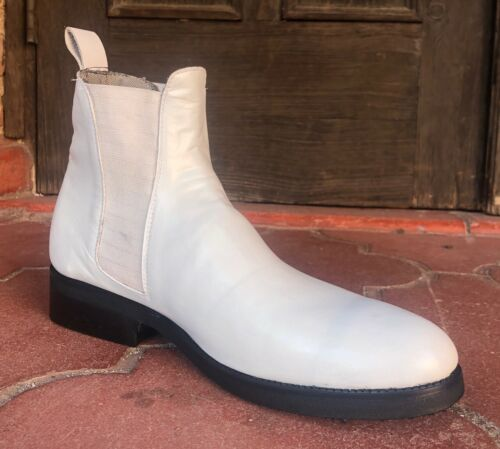 Stormtrooper white ankle Boots men/'s size 11D Star Wars