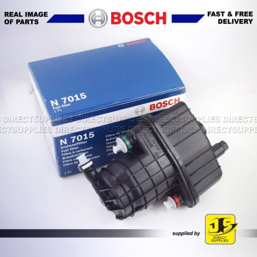 BOSCH FUEL FILTER N7015 FITS RENAULT CLIO 2005-12 1.5 MODUS/GRAND MODUS 1.5 dCi