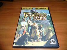 The Adventures of the Wilderness Family (DVD, Full Frame 2000) Robert Logan Used