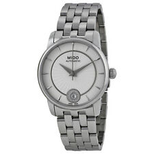 Mido Baroncelli Silver Dial Ladies Watch M0072071103600