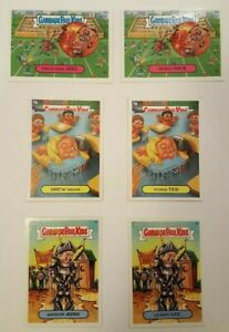 Garbage-Pail-Kids-GPK-2004-A-B-Sets-6ab-7ab-37ab-EXCELLENT-CONDITION