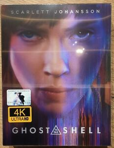 Filmarena-Ghost-In-The-Shell-4k-3D-2D-Steelbook-Blu-Ray-NEW-amp-SEALED
