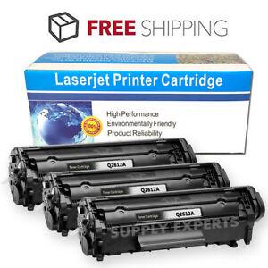 3PK-Black-Laser-Toner-Cartridge-for-HP-Q2612A-12A-LaserJet-1010-1012-1015-1018