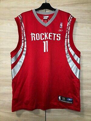 xisnhis Basketball Trikot Herren-Houston Rockets 13# Besticktes Netz Basketball Swingman Jersey (GR/ÖSSE S-XXL