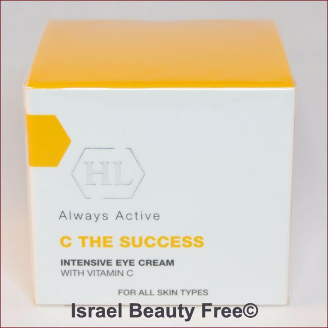 Holy Land C the Success Intensive Eye Cream with vitamin C 15 ml