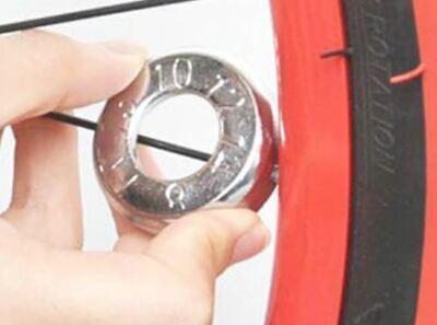 Zentrieren//Einspeichen Laufrädern 8-fach Nippel spanner Gr.10-15 Nippelspanner