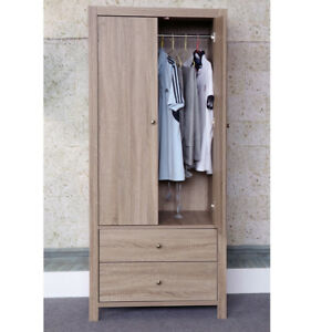 Image Is Loading Tall Wardrobe Door Closet Cabinet Bedroom Clothes Storage