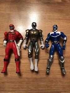 2000-2001 Bandai Power Rangers Figure (3)