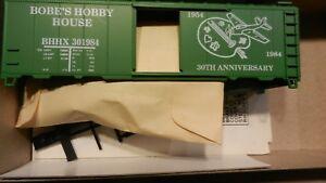Athearn-Ltd-Run-HO-BB-40-039-Boxcar-Kit-Bobe-039-s-Hobby-House-NIB