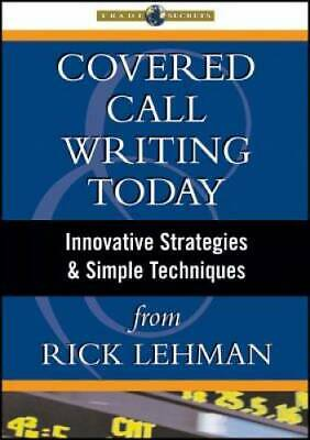 Option writing strategies book