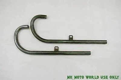 R71 M72 K750 May have some rust!!! CJ750-fishtail mufflers M1M SV M1S OHV RAW