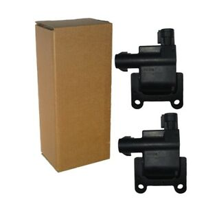 New-Denso-Premium-High-Performance-Ignition-Coil-Set-of-2-For-Tacoma-Camry