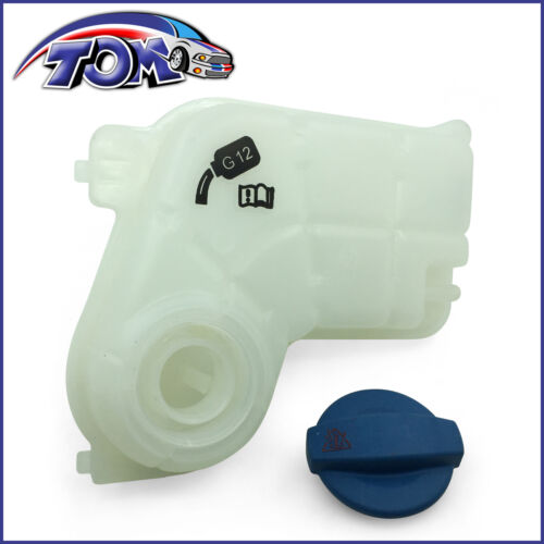 Engine Coolant Recovery Expansion Tank w// Cap FOR Audi A4 Quattro