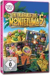 Tresors-of-Montezuma-5-Violet-Hills-PC-NEUF-EMBALLAGE-ORIGINAL
