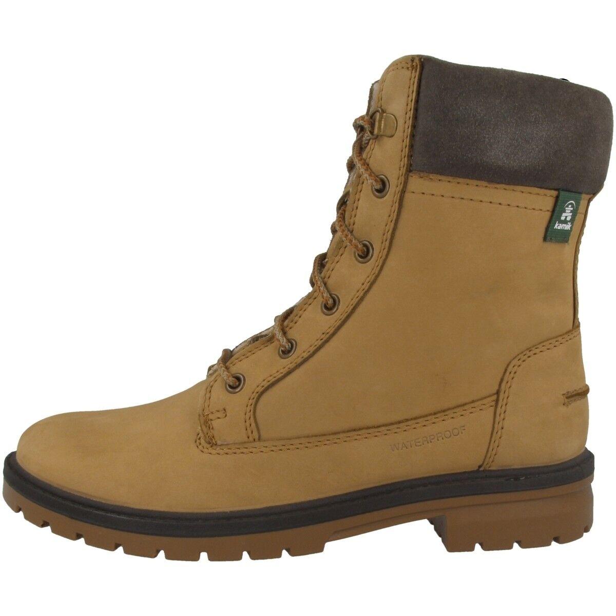 Kamik Rogue6 damen Damen Stiefel Schuhe Stiefel Stiefeletten honey WK2401-HON