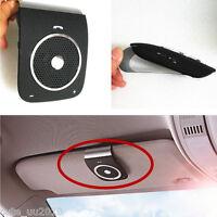 In-Car Multifunctional Sun Visor Bluetooth Wireless Speakerphone Hands-free Kit