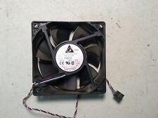 Delta DC Brushless 12V AFC1212DE 1.60A 5-PIN Cooling Fan Y4574