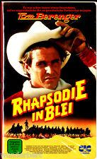 """VHS - """" Rhapsodie in BLEI ( Rustlers' Rhapsody ) """" (1985) - Tom Berenger"""