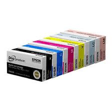 愛普生合用 pp-100/pp-50 6 彩色墨盒盒裝套裝 (c13s02a9991)