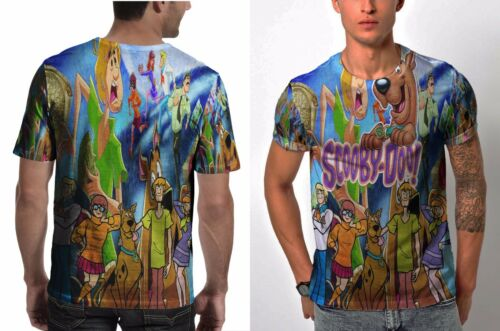 Scooby Doo Fullprint T-Shirt For Men