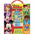 Disney Junior Electronic Me Reader 8 Book Library Jake Sofia Mickey Mouse