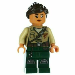 LEGO-STAR-WARS-Kordi-Minifigure-Freemaker-Adventures-RARE-75186-The-Arrowhead