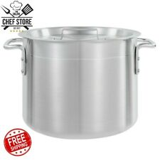 Norpro KRONA 16 Quart Stainless Steel Stock Pot with Lid 657