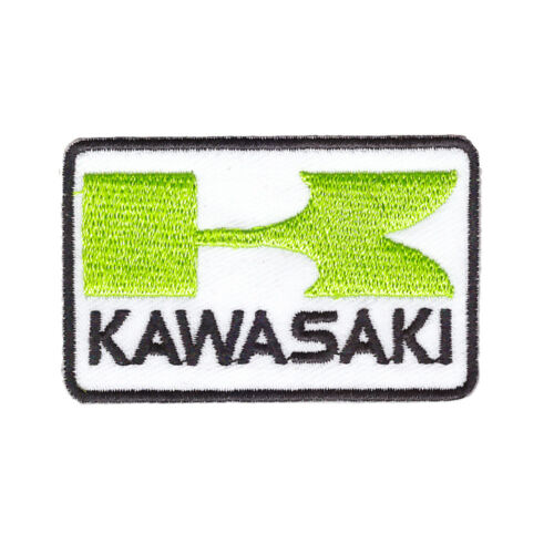 broder et thermocollant patch kawasaki 4//6.5cm