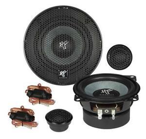 "Hifonics ZS4.2E 10 CM (4 "") Component System Speaker Set 120 Wattneu"