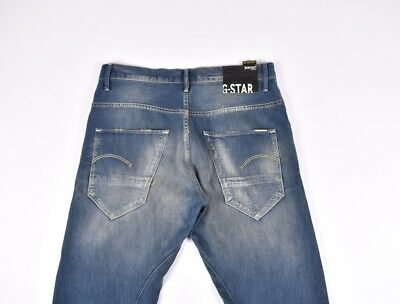 G star Arc 3D Conique Ample Hommes Jean Taille 3334 | eBay