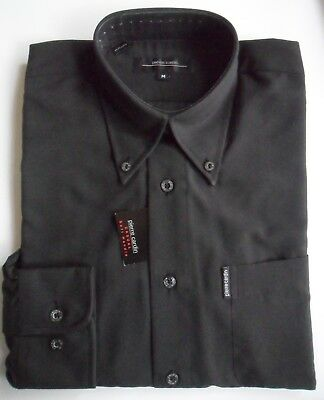 PIERRE CARDIN Mens Long Sleeve Button Down Collar Shirt Beige Loose Fit M L XL
