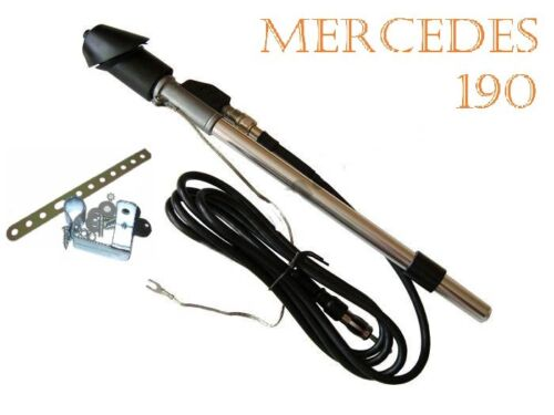 PARAFANGO antenna teleskopantenn e Mercedes 190 DIN-Spina w201 $$$