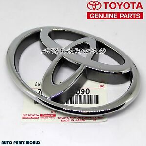 Genuine Toyota 4runner Tacoma Pickup T100 Front Grille