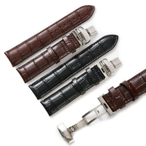19-20-22mm-Replacement-Leather-Watch-Strap-Band-Made-For-LONGINES-Watches