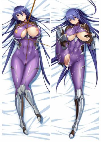 Game Taimanin Asagi Dakimakura Pillow Case Hugging Body Cover 93005
