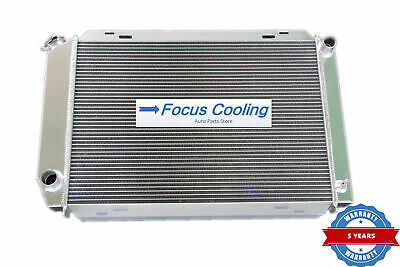 3 ROWS 1979-1993 FORD MUSTANG ALUMINUM RADIATOR MUSTANG 2.3L//I4 5.0L//V8