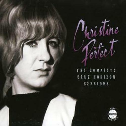1 of 1 - Christine Perfect : The Complete Blue Horizon Sessions CD (2008) ***NEW***