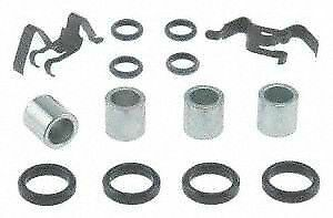 Disc Brake Hardware Kit Front,Rear ACDelco Pro Brakes 18K1072X