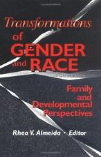Transformations of Gender and Race: Family and Developmental Perspecti-ExLibrary